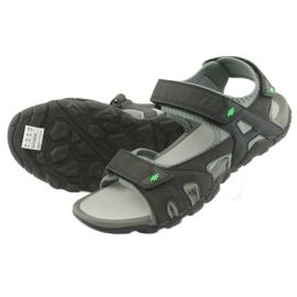 Sandały 4F M H4L19-SAM003 20S czarny 8
