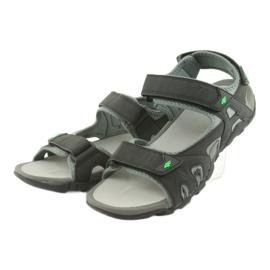 Sandały 4F M H4L19-SAM003 20S czarny 7