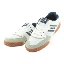 Buty halowe Rucanor Balance białe 2