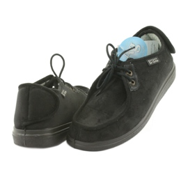 Befado obuwie męskie  pu 732M004 czarne 4