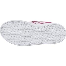 Buty Adidas Vl Court 2.0 Cmf C różowe Jr F36394 6
