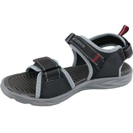 Sandały New Balance Sandal M M2067BGR czarne 1