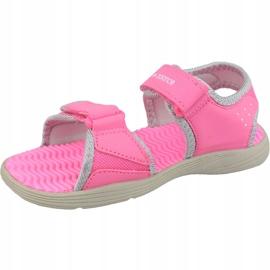 Sandały New Balance Sandal K K2004GRP różowe 1