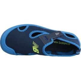 Sandały New Balance Sandal K K2013NBL granatowe 2