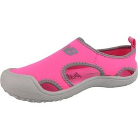 Sandały New Balance Sandal K K2013PKG różowe 1