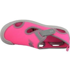 Sandały New Balance Sandal K K2013PKG różowe 2