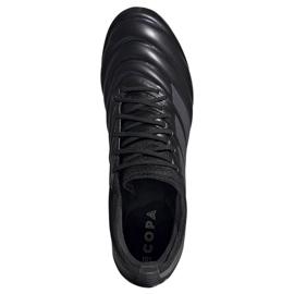 Buty piłkarskie adidas Copa 19.1 Fg M F35517 czarne czarny 2