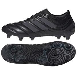 Buty piłkarskie adidas Copa 19.1 Fg M F35517 czarne czarny 3