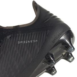 Buty piłkarskie adidas X 19.1 Fg M F35314 wielokolorowe czarne 4