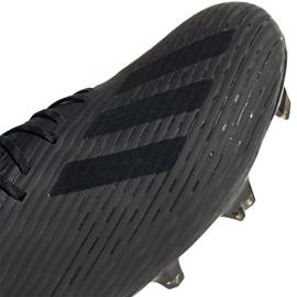 Buty piłkarskie adidas X 19.1 Fg M F35314 wielokolorowe czarne 5