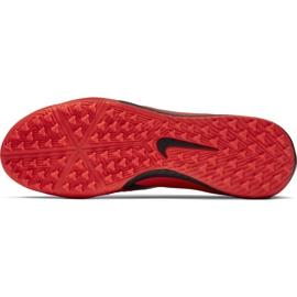 Buty piłkarskie Nike Phantom Venom Academy Tf M AO0571-600 czerwone czerwone 3