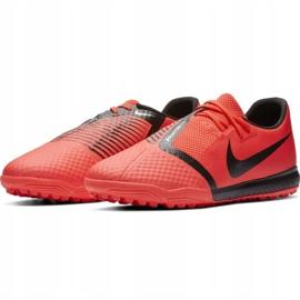 Buty piłkarskie Nike Phantom Venom Academy Tf M AO0571-600 czerwone czerwone 4