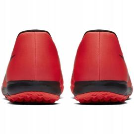 Buty piłkarskie Nike Phantom Venom Academy Tf M AO0571-600 czerwone czerwone 5