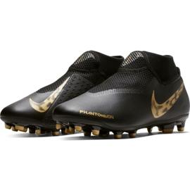 Buty piłkarskie Nike Phantom Vsn Academy Df FG/MG M AO3258-077 czarne czarny 3