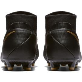 Buty piłkarskie Nike Phantom Vsn Academy Df FG/MG M AO3258-077 czarne czarny 5