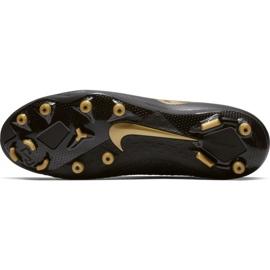 Buty piłkarskie Nike Phantom Vsn Academy Df FG/MG M AO3258-077 czarne czarne 6
