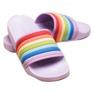 Sweet Shoes Kolorowe Gumowe Klapki zdjęcie 2