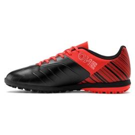 Buty piłkarskie Puma One 5.4 Tt M 105653 01 czerwone wielokolorowe 1