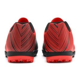 Buty piłkarskie Puma One 5.4 Tt M 105653 01 czerwone wielokolorowe 3