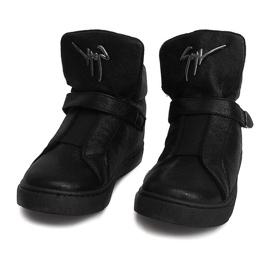 Sneakersy AN25 Czarny czarne 4