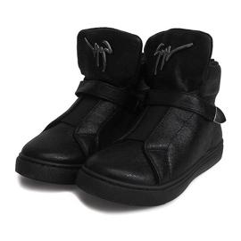Sneakersy AN25 Czarny czarne 1