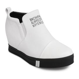 Sneakersy TL252A Biały białe 1