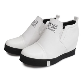 Sneakersy TL252A Biały białe 3