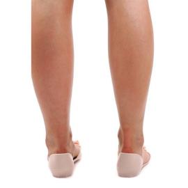 Sandały Klapki Meliski KM01 Beżowy brązowe 4