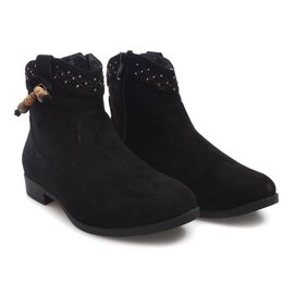 Botko Kowbojki 99-241 Czarny czarne 3