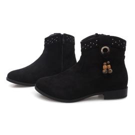 Botko Kowbojki 99-241 Czarny czarne 4