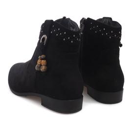Botko Kowbojki 99-241 Czarny czarne 1