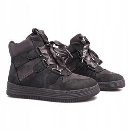 Szare sneakersy Paule 2