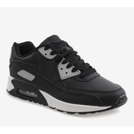 Czarne obuwie sportowe Z2140-2 1