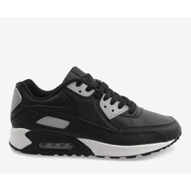 Czarne obuwie sportowe Z2140-2 2