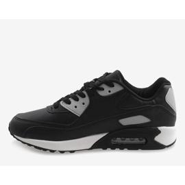 Czarne obuwie sportowe Z2140-2 3