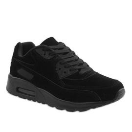 Czarne obuwie sportowe Z2014-6 1