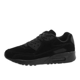 Czarne obuwie sportowe Z2014-6 2