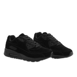 Czarne obuwie sportowe Z2014-6 3