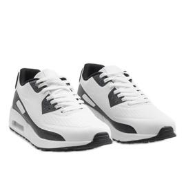 Czarne obuwie sportowe Z2014-4 2