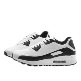 Czarne obuwie sportowe Z2014-4 4