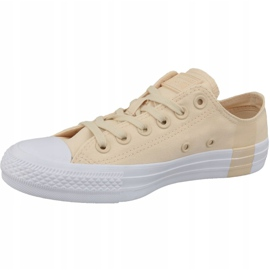Buty Converse Ctas Ox W 163306C beżowy 1