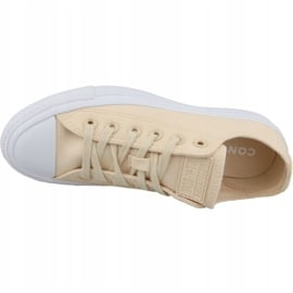 Buty Converse Ctas Ox W 163306C beżowy 2