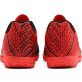 Buty piłkarskie Puma One 5.4 It Jr 105654 01 czerwone czerwony 4