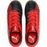 Buty piłkarskie Puma One 5.4 It Jr 105664 03 czerwone czarny, czerwony 1