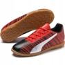 Buty piłkarskie Puma One 5.4 It Jr 105664 03 czerwone czarny, czerwony 3