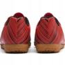 Buty piłkarskie Puma One 5.4 It Jr 105664 03 czerwone czarny, czerwony 4