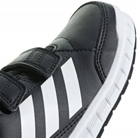 Buty adidas AltaSport Cf Jr D96829 czarne 3