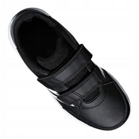 Buty adidas AltaSport Cf Jr D96829 czarne 4