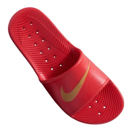 Klapki Nike Kawa Shower M 832528-602 czerwone 1