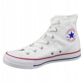 Buty Converse Chuck Taylor All Star Core Hi M7650C białe 1
